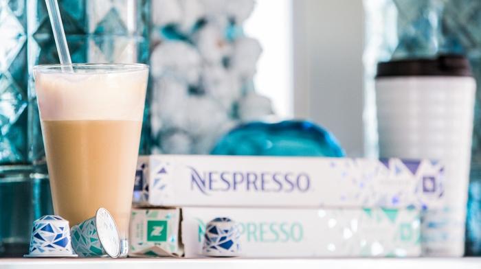 Nespresso Launches Iced Coffee Range photo