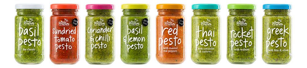 Pesto Princess Colour Lids – A New Look! photo