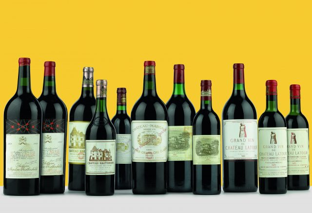 Mystery Collector?s Hk$60m Cellar To Be Auctioned For Charity photo