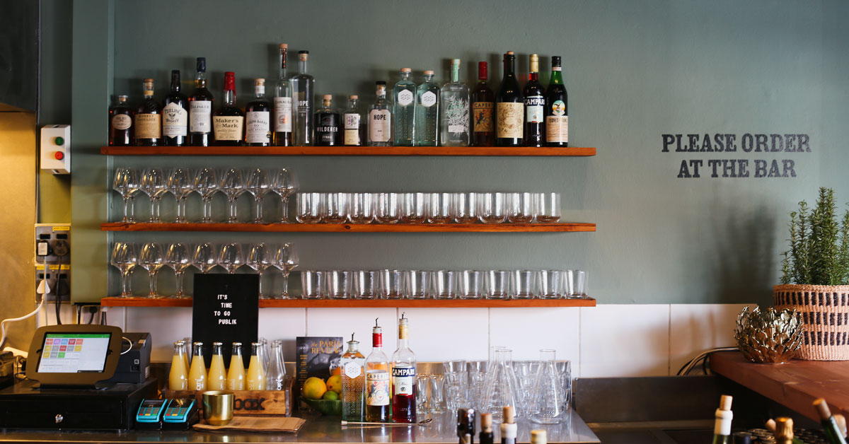 A First Look At The New Home Of Publik Wine Bar photo