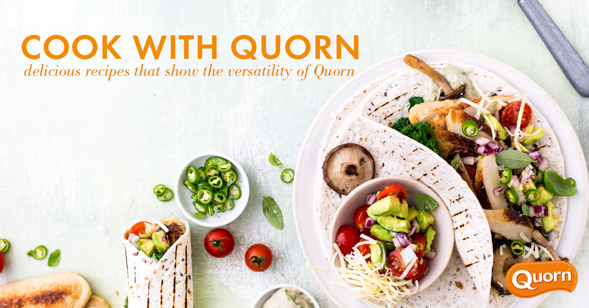 Quorn Recipes: Healthy And Tasty Meals photo