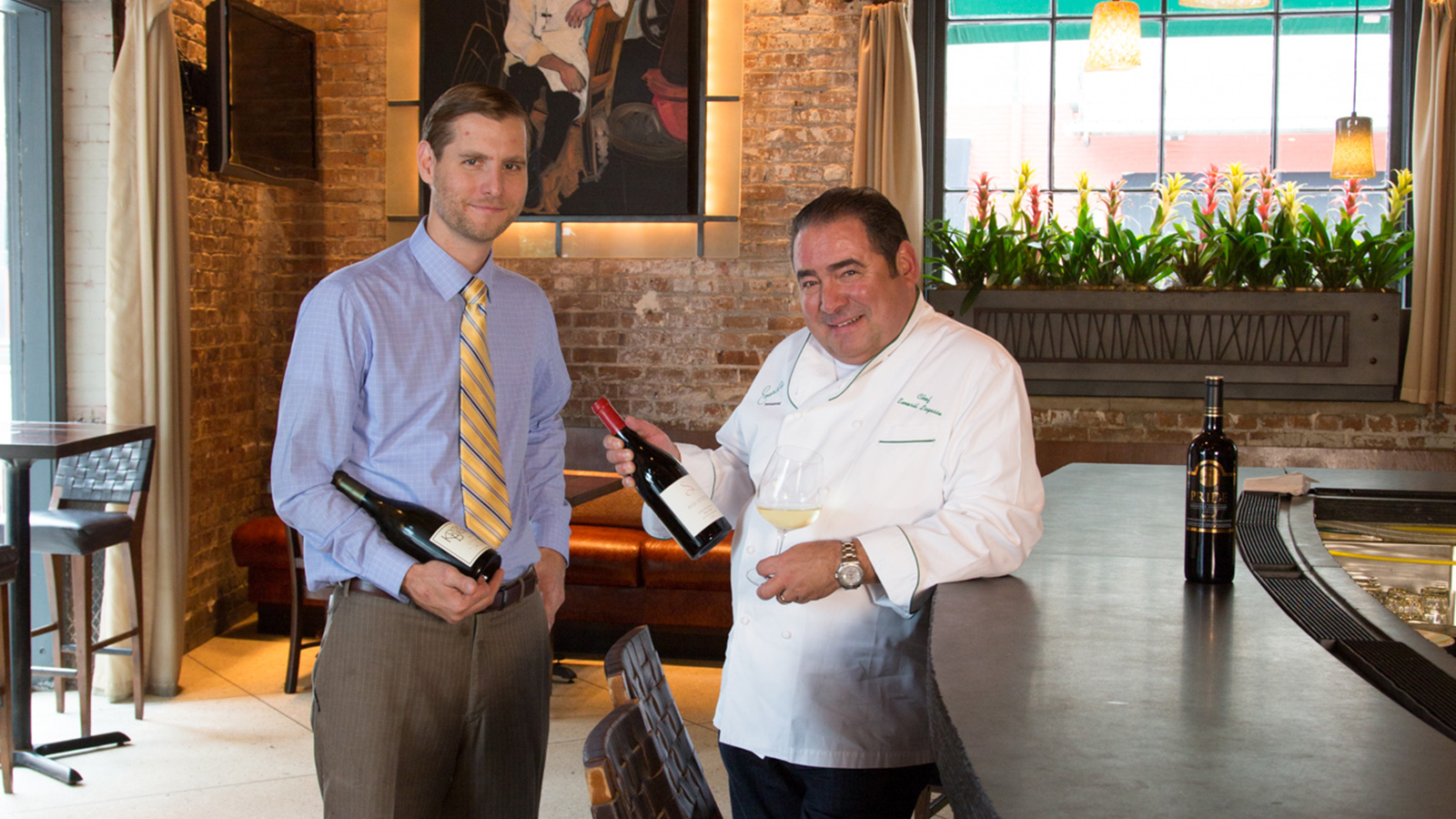 On The Job: How Ray Gumpert Helps Emeril Work His Magic photo