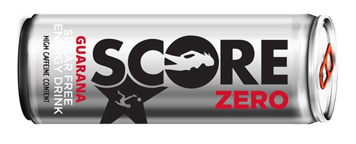 Triple your power and zero in on taste with the new sugar free Score Zero Energy Drink photo