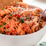 Budget-friendly Red Lentil Mushroom Ragu photo