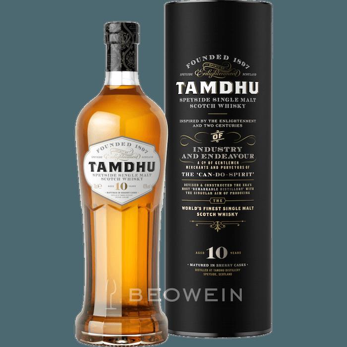 Whiskey Review: Tamdhu 10 Year Old Scotch Whisky photo