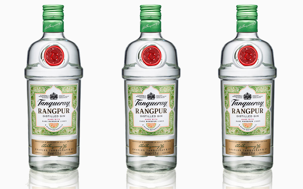 Tanqueray Rangpur Gets A New Look As It Enters New Markets photo