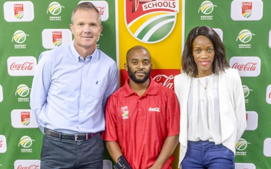 Temba Bavuma Joins Coca-cola T20 Challenge To Cast Spotlight On Future Heroes photo