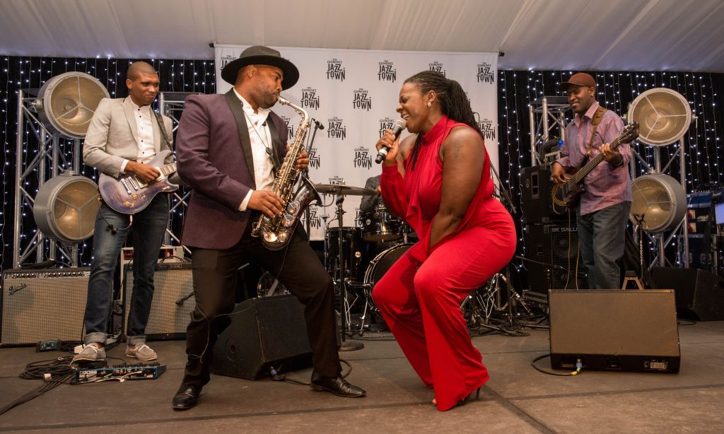 The Glenlivet Jazztown Hits All The Right Notes At Africa's Richest Race Day photo