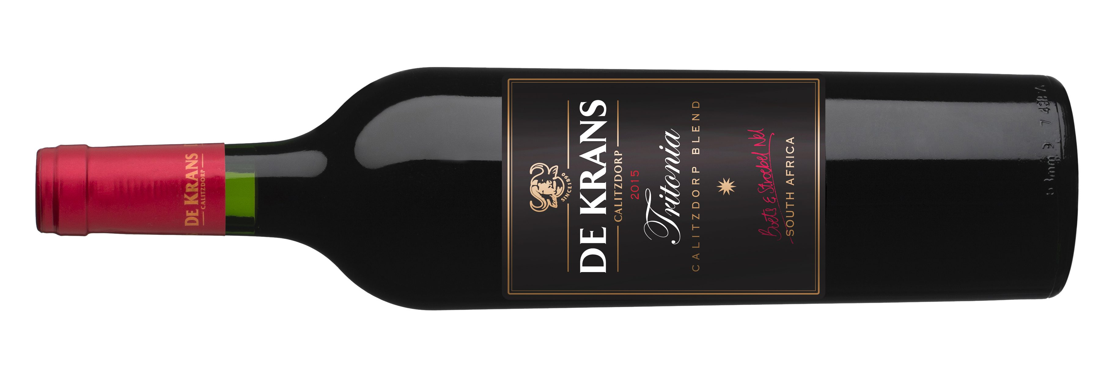 World Renowned Wine Authority Rates De Krans Amongst The Finest photo