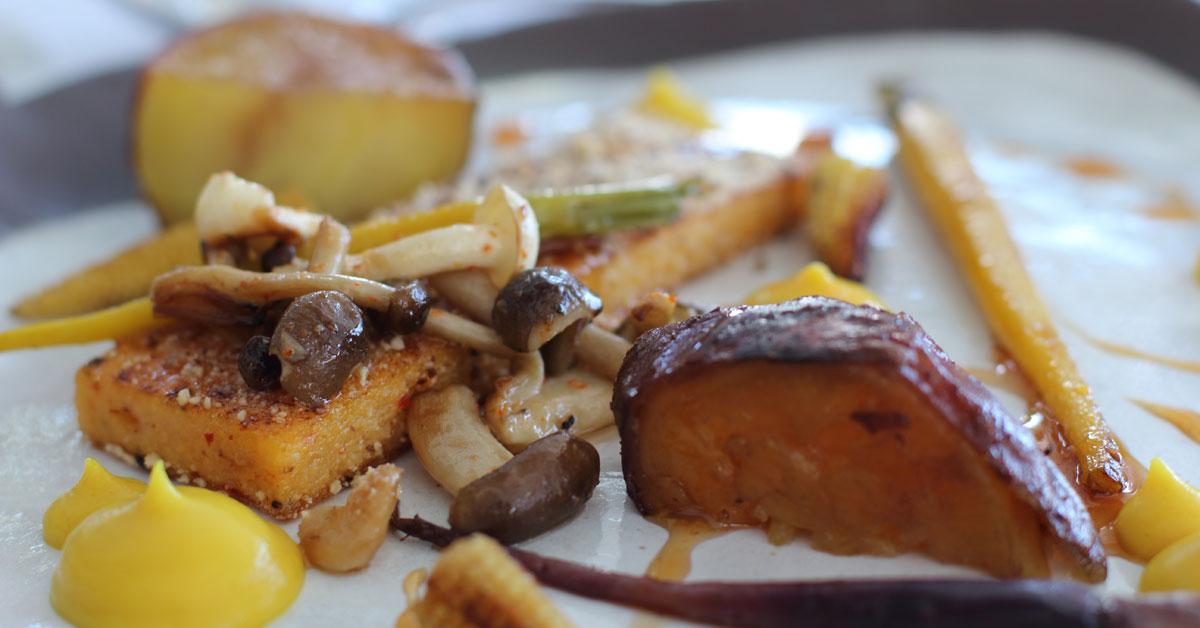 Vegan Tasting Menu Available At Tintswalo Atlantic photo