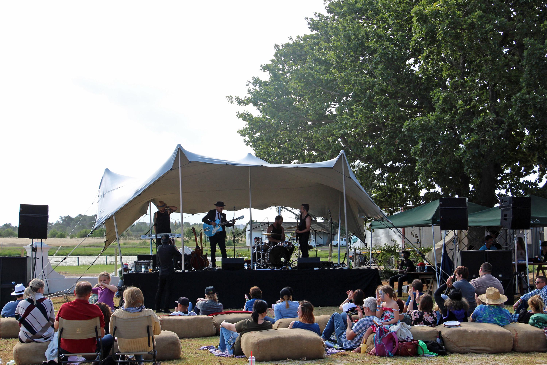 Summer Sunday Concerts At Vergenoegd Low Wine Estate photo