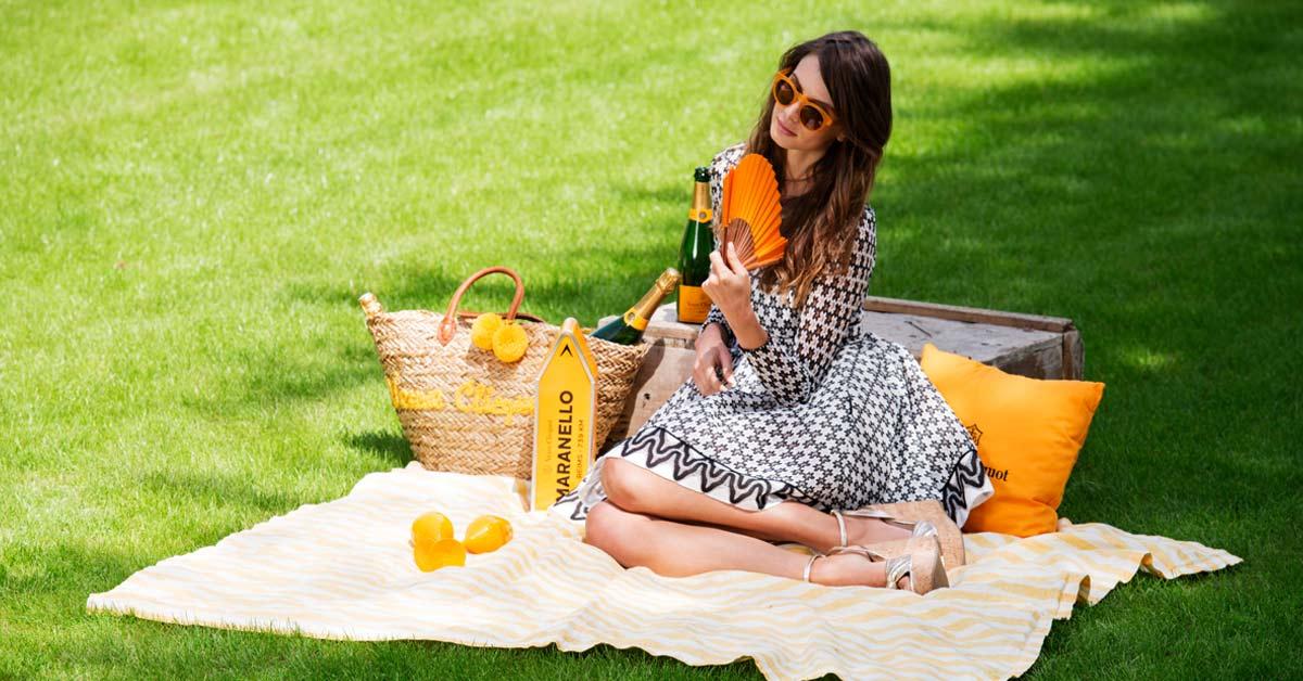 Veuve Clicquot Yelloweek 2018 Champagne Treats photo