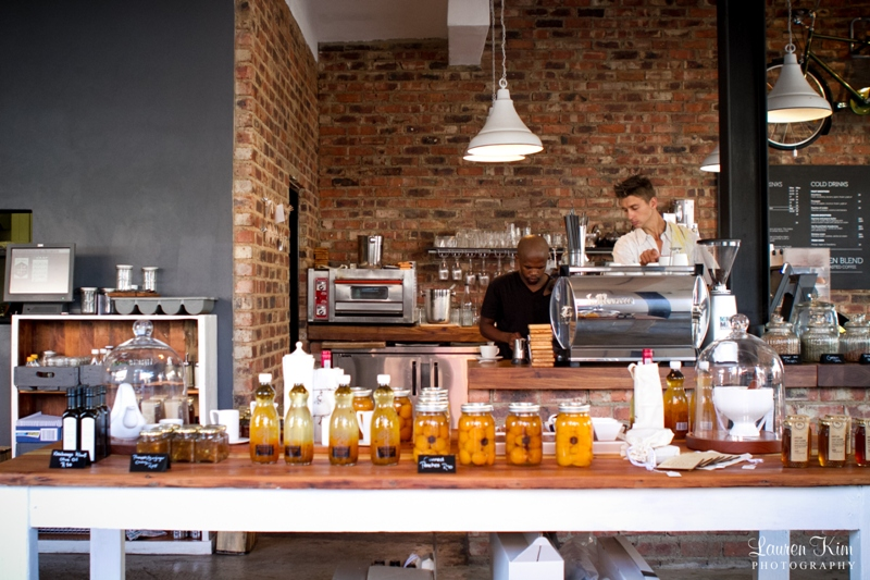 Whippet Coffee in Johannesburg celebrates Zuma's resignation with a free glass of bubbly photo