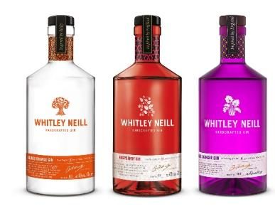 """bright And Flavourful Future"": New Whitley Neill Gin Flavours To Make Americas Debut photo"