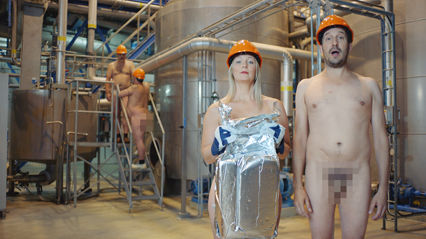 Video Viral Of The Week: Absolut Employees Bare All As 'vodka With Nothing To Hide' photo