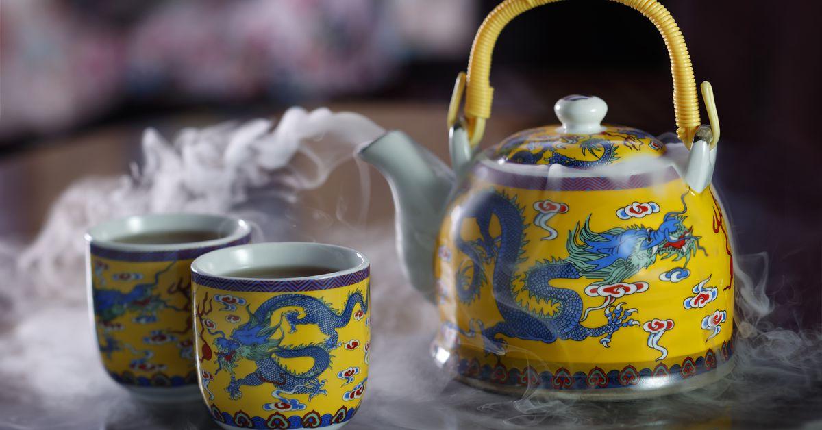 What To Drink At China Tang photo