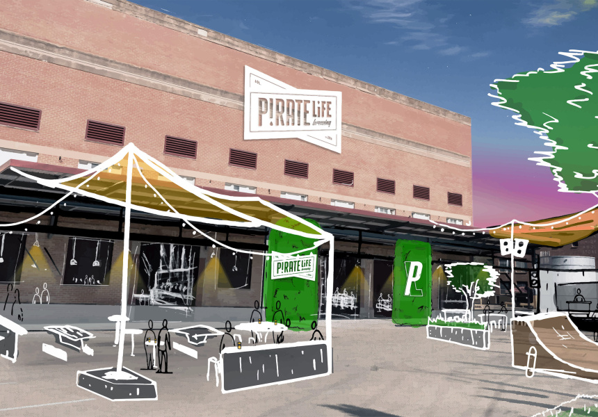Pirate Life's New Portside Location Announced photo