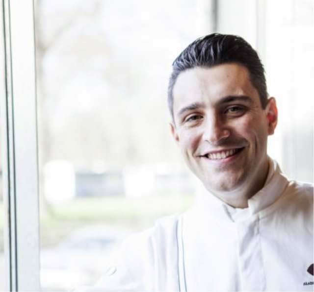 The Dish: Jean-philippe Blondet, Alain Ducasse At The Dorchester photo