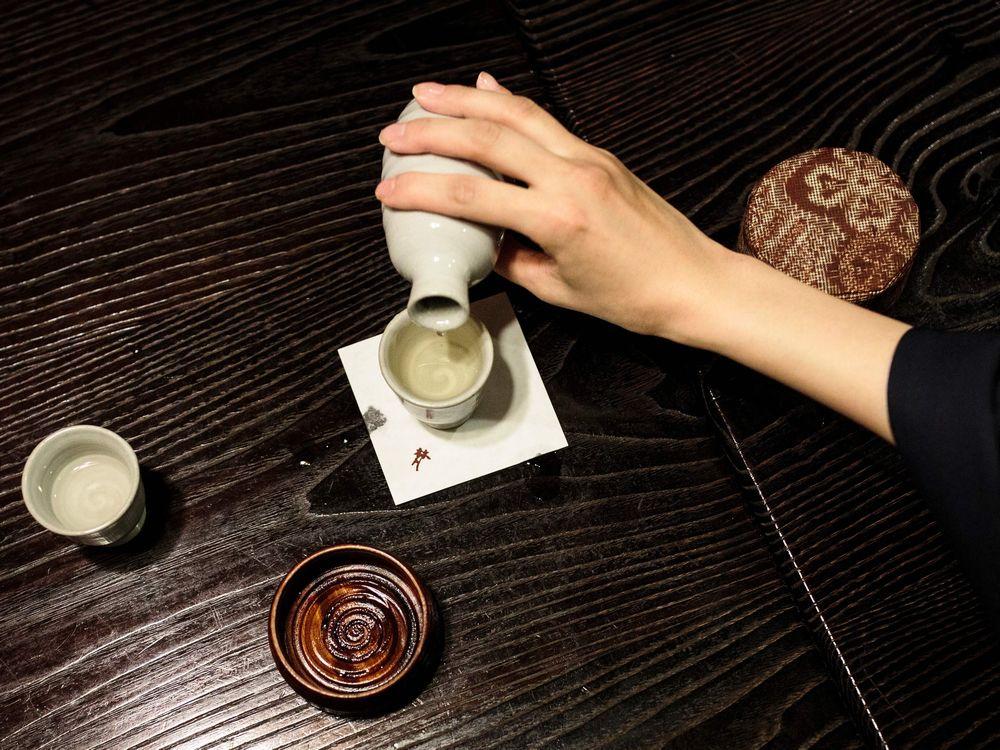 Bill Zacharkiw: Sake Is In A Class Of Its Own photo