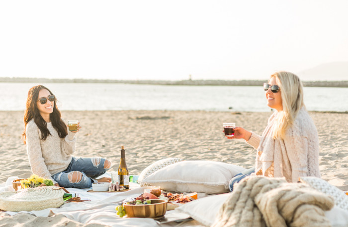 Caprice Launches Sunset Beach Picnics In Camps Bay! photo