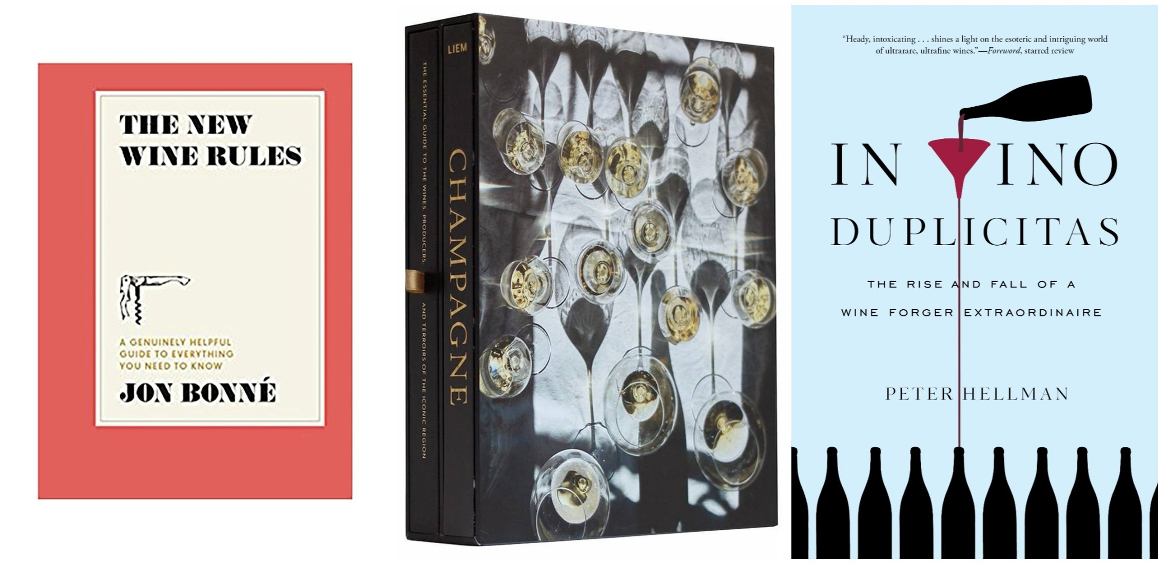 Love Wine? Then Get These Books photo