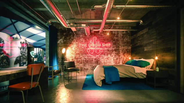 Brewdog's New Hotel Will Have Taps In Every Room photo