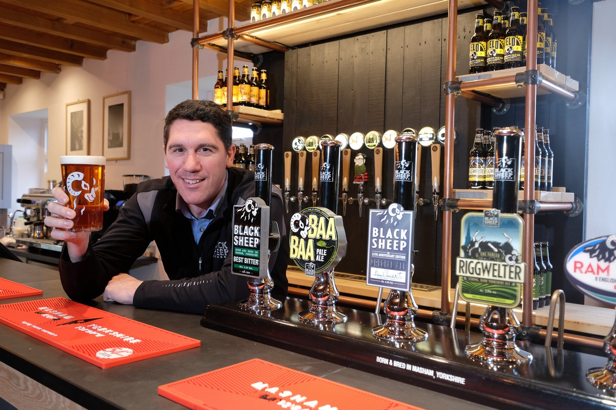 New Look For Black Sheep Brewery Visitor Centre ? Beer Today photo