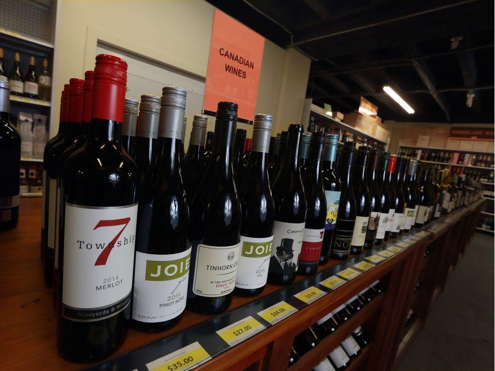 B.c. To Challenge Alberta's Wine Boycott Under Free Trade Agreement photo