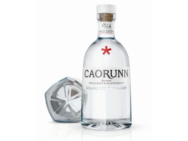 Caorunn Launches New Sleek Bottle Made By Allied Glass photo