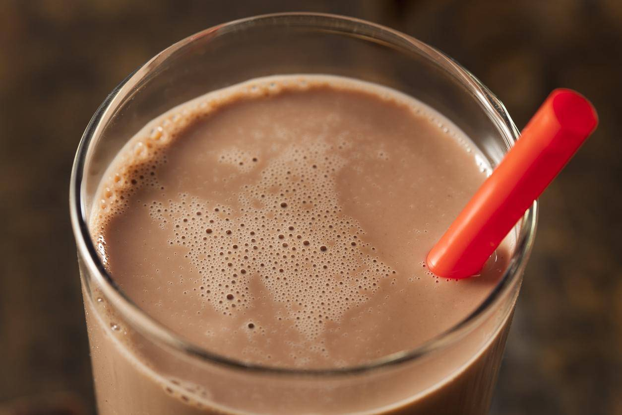 A Worrying Number Of People Believe Chocolate Milk Comes From Brown Cows photo