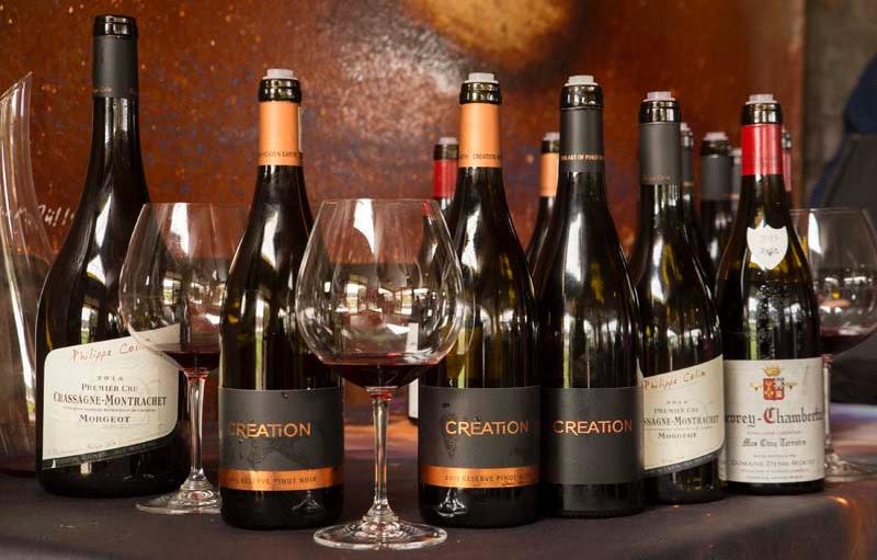 Burgundy meets Creation at the 2018 Hemel-en-Aarde Pinot Noir Celebration photo