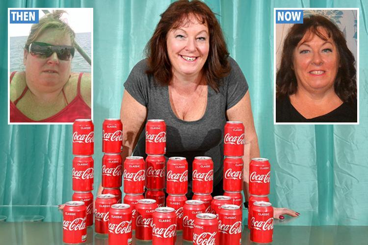 Mum Who Spent £50k On 30-cans-a-day Coca-cola Habit Beats 20-year Addiction photo