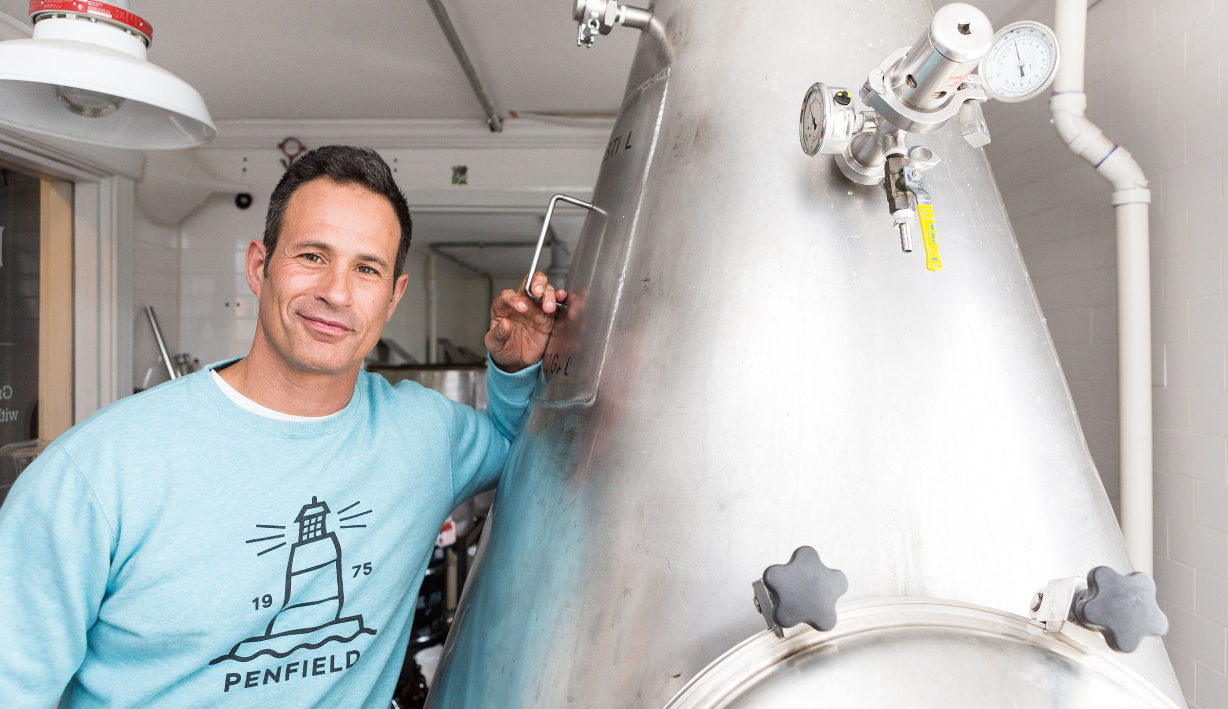 Dogfish Head's New Beer Contains The Same Ingredients As Mace Pepper Spray photo
