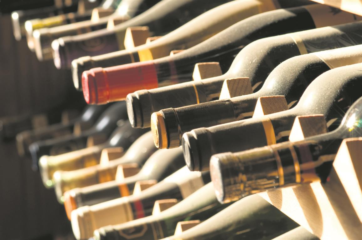 Buy Some Wine At The Children's Home Auction photo