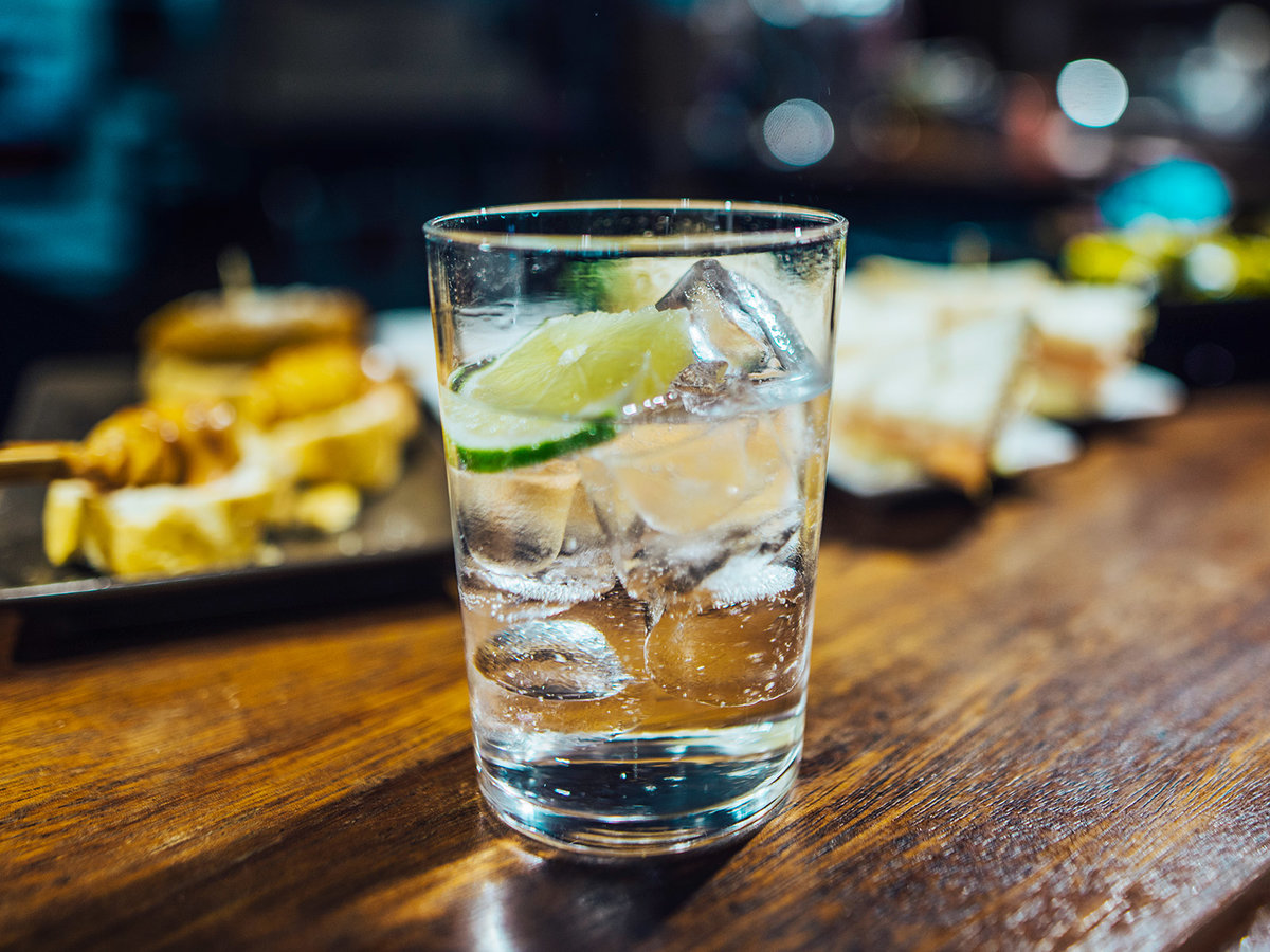 Gordon's Gin Is Promising Free Gin & Tonics To Delayed Commuters. photo