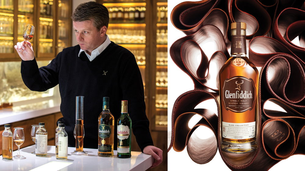 What It Takes To Make A Rare Glenfiddich Whisky photo