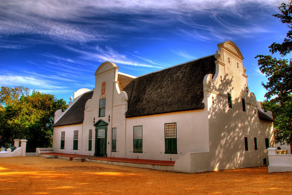 Groot Constantia Celebrates 333 Years Of Wine Making photo