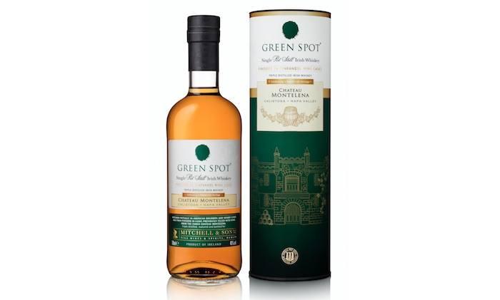 Whiskey Review: Green Spot Chateau Montelena photo
