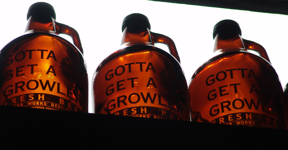 Growler Power: The Big Impact Of Large-format Beers photo