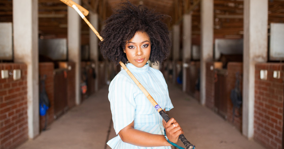 Nomzamo Mbatha To Host Veuve Clicquot Masters Polo 2018 photo