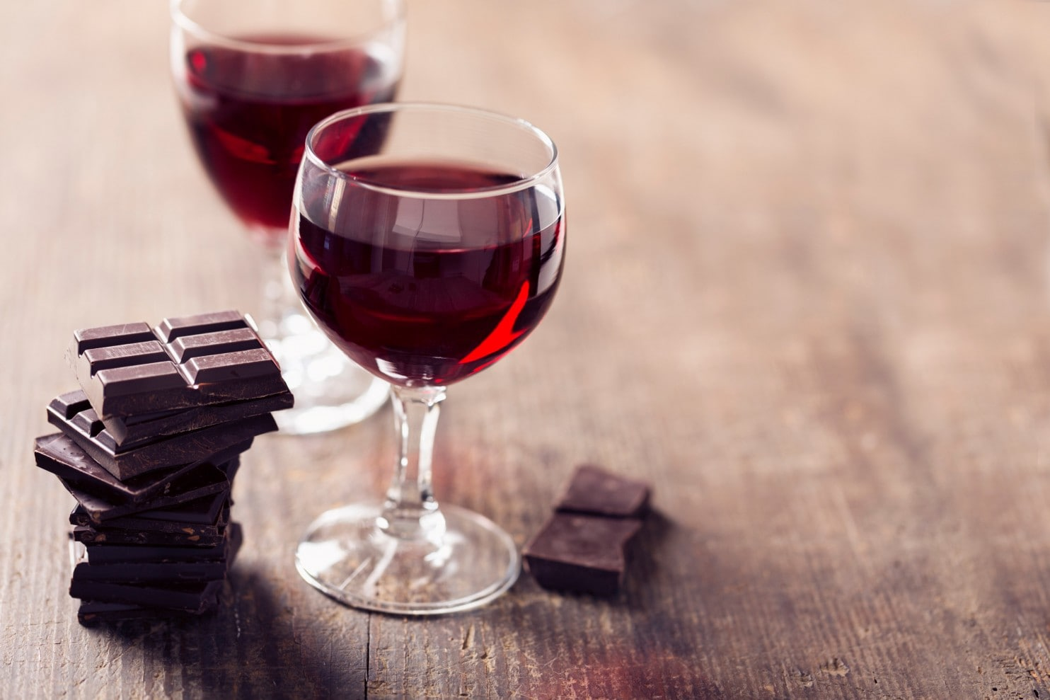 There's More Than One Reason To Taste Wine With Chocolate photo