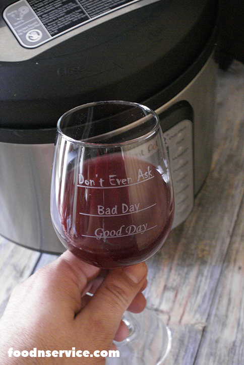 How to Make Wine in A Pressure Cooker photo