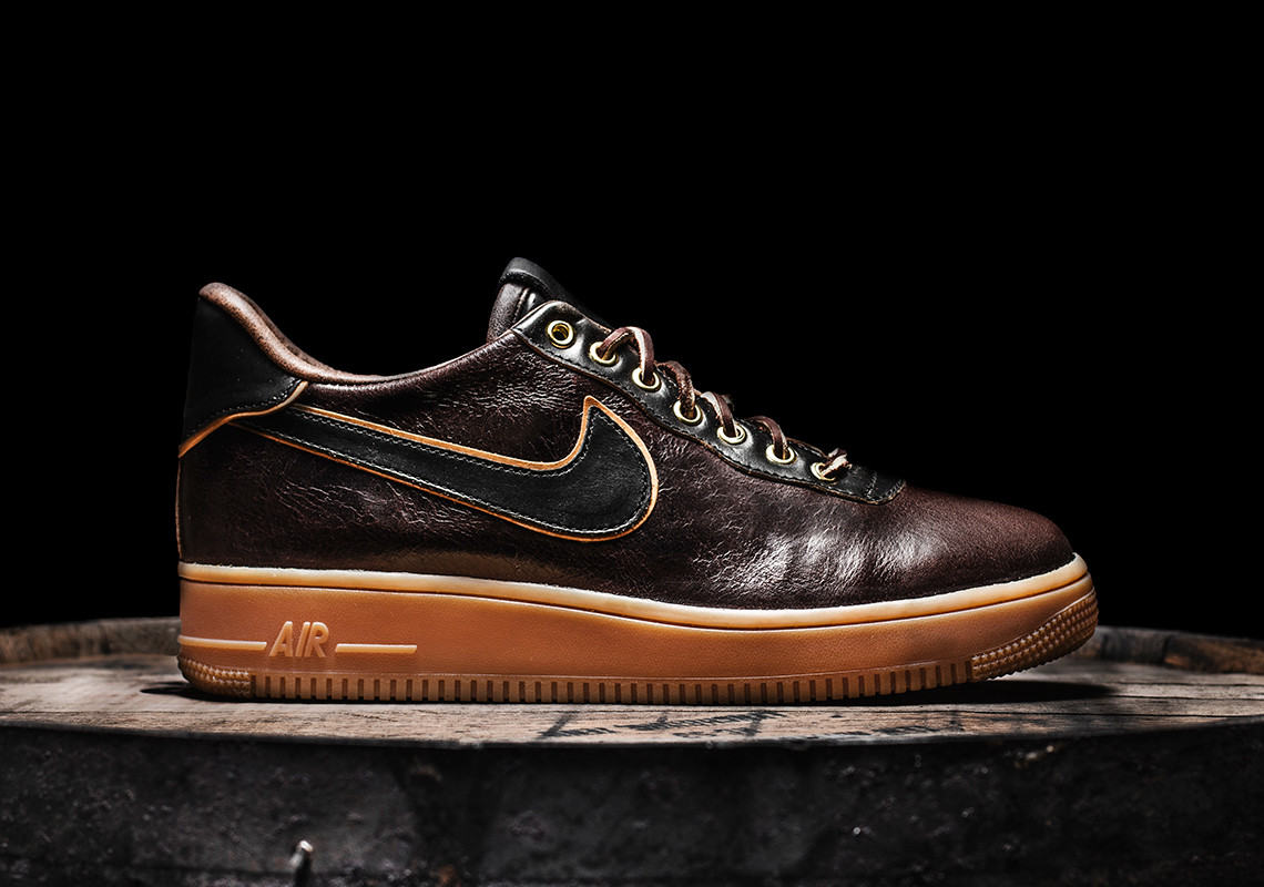 Jack Daniels X The Shoe Surgeon X Nike Air Force 1 Low Custom All-star Weekend Release Info photo