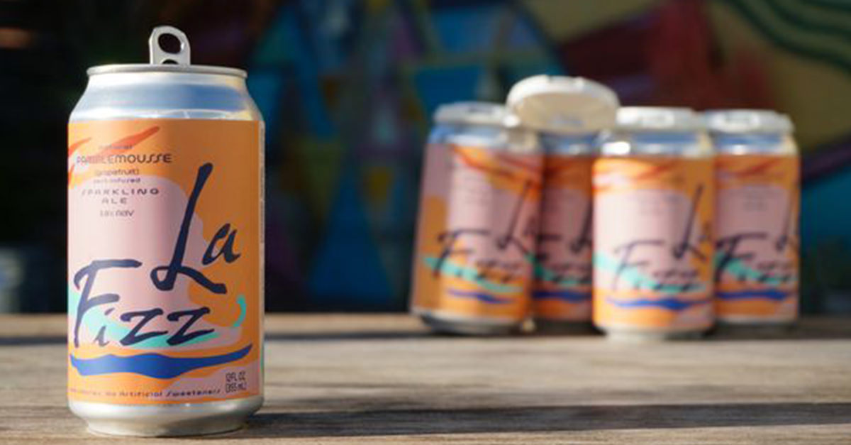 An Oakland Brewery Just Released A La Croix-inspired Ale photo