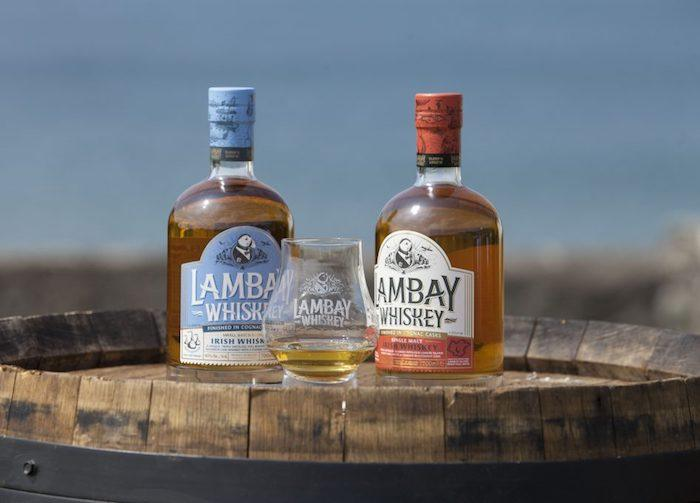 New Irish Whiskeys Get Cognac Cask Finishing Treatment photo