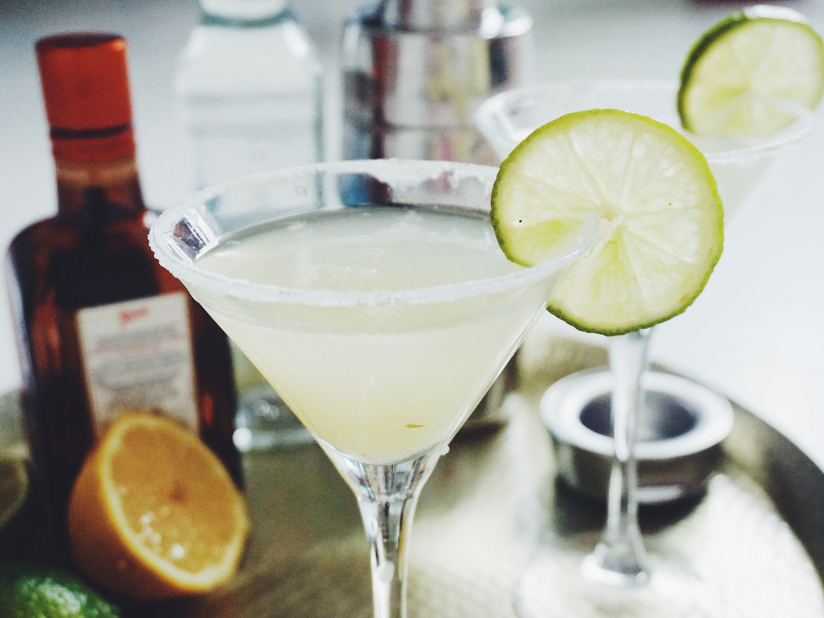 The History Of The Margarita, According To Alfred Cointreau. photo