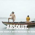 Naked Employees Bare All For Absolut Vodka photo