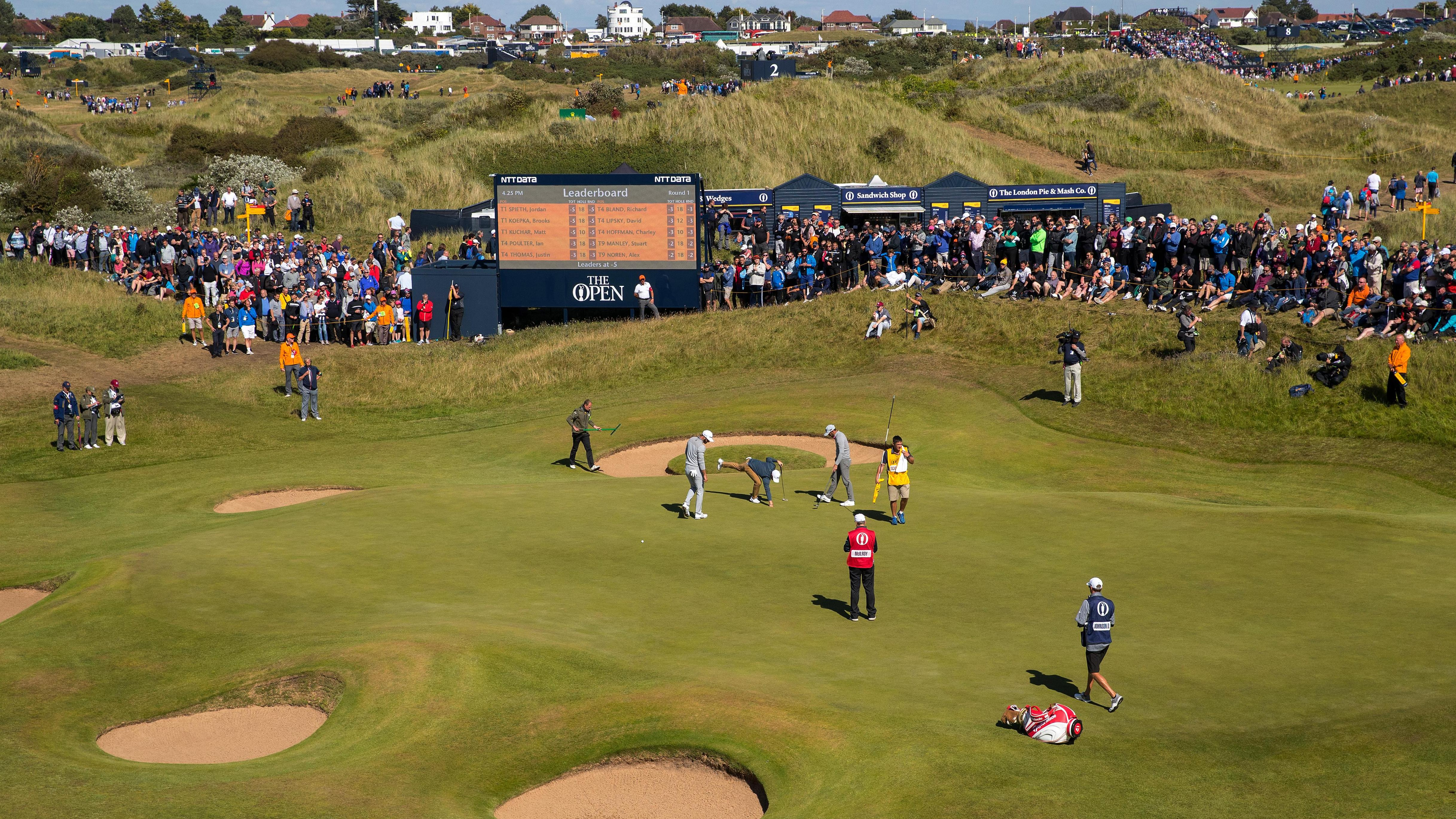 Open Championship Deal For Loch Lomond Whiskies photo