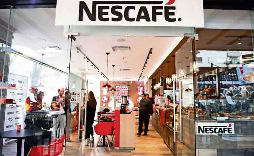 Nestlé Plans To Open 150 Coffee Shops photo