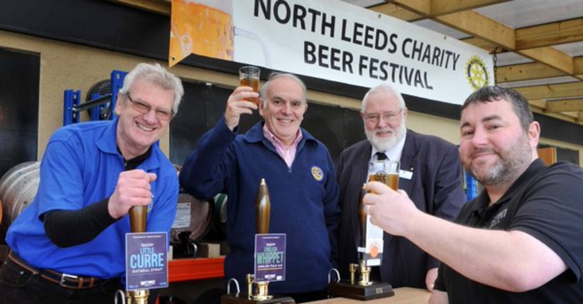 North Leeds Charity Beer Festival 2018 photo